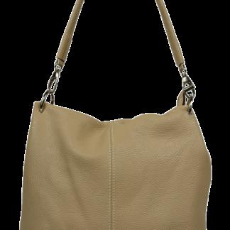Světlé kabelky přes rameno Fiora Ocra