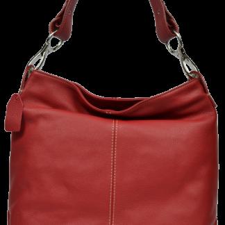 Kožená kabelka Chola Rossa