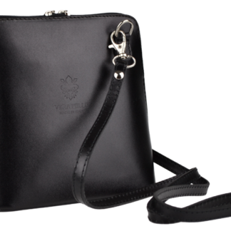Malé černé kabelky Grana Nera