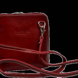Červené kabelky přes rameno Grana Rossa