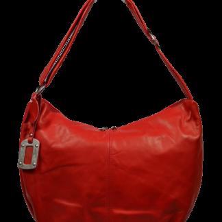 Kožená kabelka Gondola Rossa
