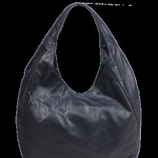 Kožené kabelky přes rameno Tita Blu