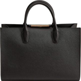 MANGO Nákupní taška 'G-Koke' černá